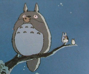 japan, totoro, and cute image