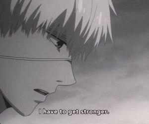 anime, Stronger, and shironeki image