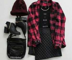amazing, black, and clothes image