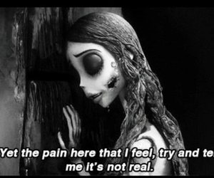 :(, black and white, and heartbreak image