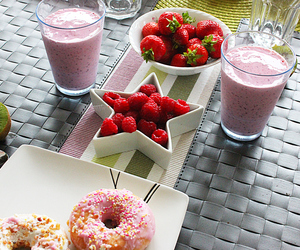 berries, blog, and fruit image