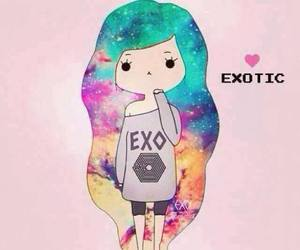 exotic and exo image