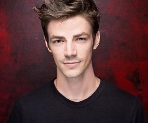 grant gustin, the flash, and barry allen image