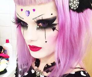 goth and perky image