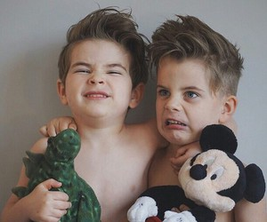 boys, cute, and kids image
