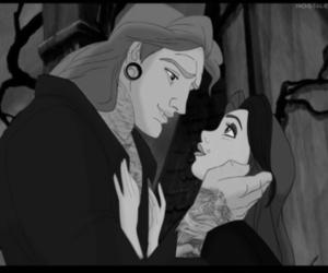 disney, tattoo, and princess image