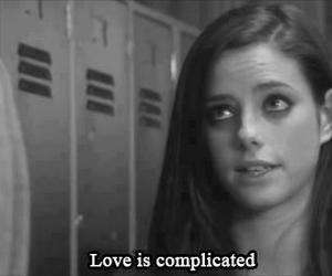 love, complicated, and skins image