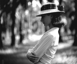 audrey hepburn and film image