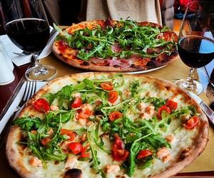 fashion, luxury, and pizza image