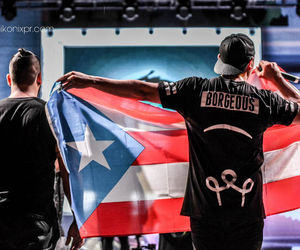 flag, puerto rico, and borgeous image