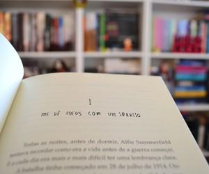 book, livro, and sorriso image
