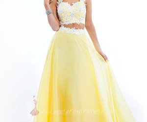 2015 prom dress and rachel allan 6832 image