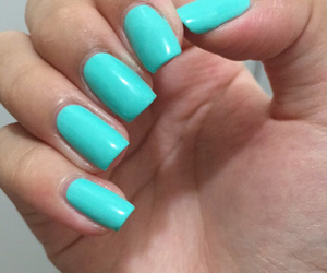 blue, flawless, and nail image