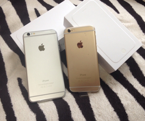 iphone and iphone 6 image
