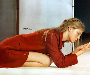 fashion, Prada, and model image