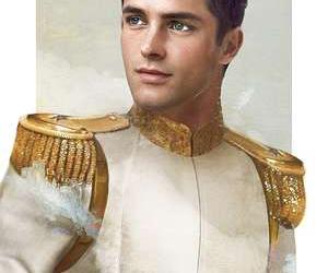 disney, cinderella, and prince charming image