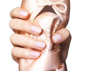 ballet, nailpolish, and nails image