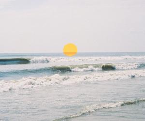 sun, ocean, and beach image