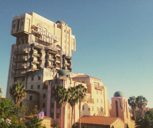 cali, tower of terror, and california image