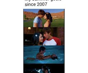 goals, high school musical, and zac efron image
