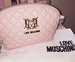 Moschino, pink, and bag image