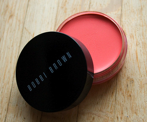bobbi brown, pink, and make up image