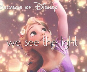 Laterns, lights, and disney quotes image