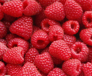 food and raspberry image