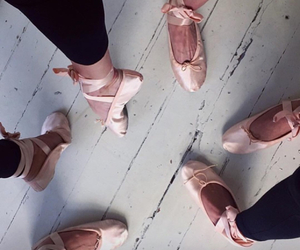 ballet, shoes, and style image