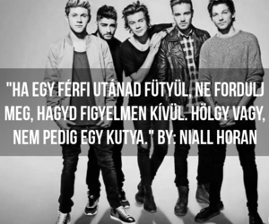 magyar, niall horan, and one direction image