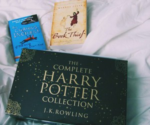 book, harry potter, and photography image