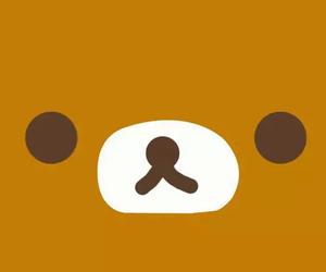 bear, wallpaper, and kawaii image