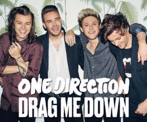 drag me down, baes, and one direction image