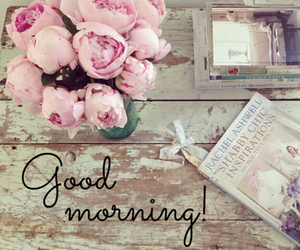 flowers, good morning, and morning image