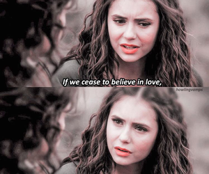 human, katherine, and believe in love image