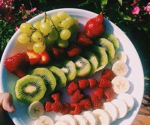 banana, healthy, and colourful image