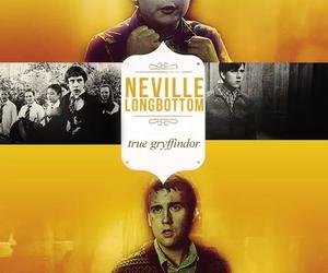 harry potter, neville longbottom, and boy image