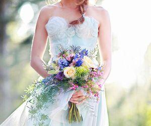 flowers, bouquet, and beautiful image