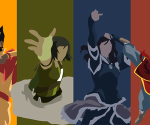 avatar, korra, and air image
