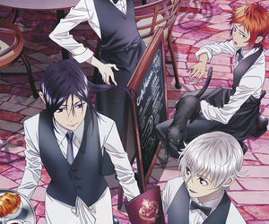 k project, anime, and k-project image
