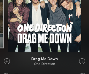 spotify, one direction, and new single image