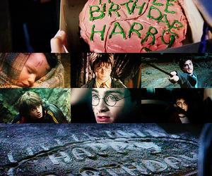harry potter, happy birthday, and birthday image