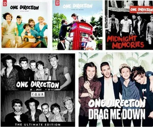 memes and one direction albums image