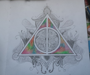 colour, drawings, and potter image
