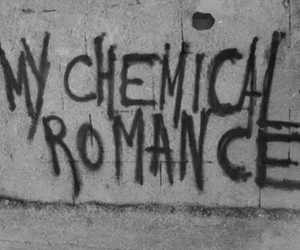 my chemical romance, mcr, and band image