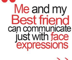 best friends, quote, and friends image