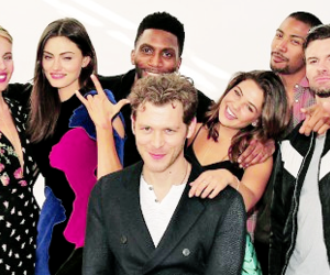 danielle campbell and the originals cast image