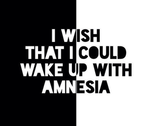 amnesia, 5sos, and 5 seconds of summer image