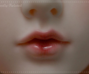 lips, sd, and face-up image