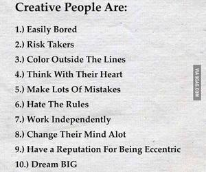 creative, Dream, and people image